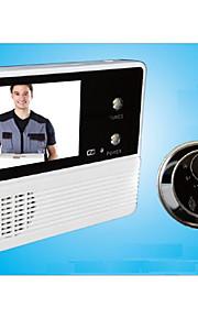 gw601b-2BH 3v / 0,6 W 2,4 tommer skærm husstand dør intercom dørklokken