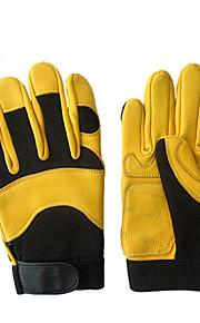 pelle di daino Sport Ciclismo guanti moto guanti guanti tattici