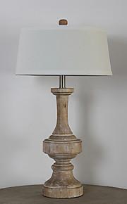 Bureaulampen-Boog-Traditioneel /Klassiek-Hout/bamboe