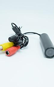 3.6mm mini macchina fotografica 600tvl SONY CCD a colori CCTV coperta supporto telecamera di sicurezza microfono