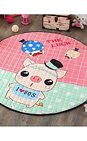 stuoie di stoccaggio giocattolo antisdrucciolevoli bambini stuoia di ascensione del bambino levigatura cotone game pad mat