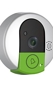 draadloze deurbel intercom hd sonde wifi bewaking op afstand intelligente mini woninginrichting spyhole