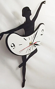 AOFU Still Life Wall Stickers Plane Wall Stickers Clock Stickers, Home Decoration Wall Decal ACC2001