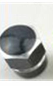 farverige aluminiumslegering tætte ventilhætten
