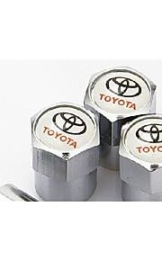 biler ventil, ventil kerne, ventil toyota Reiz dæk cap ventildæksel