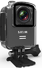 SJCAM SJCAM M20 Cámara deporte 1.5 12MP 1280x960 120fps No ± 2 EV CMOS 32 GB H.264 Inglés Disparo Simple / Modo Ráfaga / Retardo 40 M
