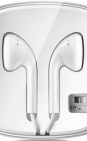 Meizu EP21-hd hvide øretelefon øretelefoner med mic stemmestyring til meizu note 3 / MX6 / note 2 / pro 6 / 3s