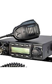 AT-6666 Walkie-talkie 15/45/60W 40 136-174MHz none <1,5kmFM-radio / Programmeerbaar via pc-software / Hoog/laag vermogen omschakeling /