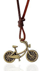 Collier Pendentif de collier Bijoux Café Alliage Quotidien / Décontracté 1pc Cadeau