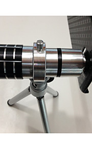 amsung s5 telefoon telescoop i9600 telelens high-definition camera telefoon fotografie 12 x tijden
