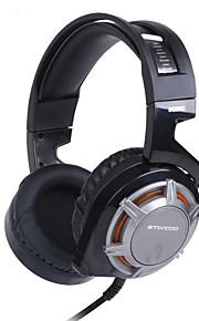 Somic G926 Høretelefoner (Pandebånd)ForComputerWithMed Mikrofon / DJ / Lydstyrke Kontrol / Gaming / Lyd-annulerende / Hi-Fi