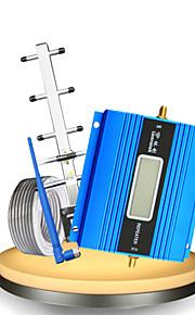 lintratek GSM-signaal repeater 900MHz mini gsm-signaal booster lcd mobiele telefoon GSM900 Yagi antenne versterker set