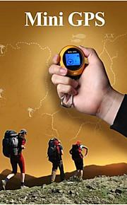 gps mini routing kaart / handheld / globaal positioning system / mini gps-ontvanger / locator