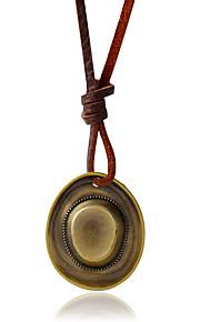 Collier Pendentif de collier Bijoux Cuivré Alliage Quotidien / Décontracté 1pc Cadeau