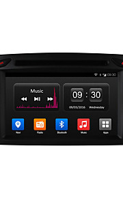 """ownice 7 """"1024 * 600 16g rom quad core android 4.4 gps radio bil dvd-afspiller til mwrcedes-benz Vaneo Viano vito c-W203"""