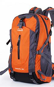 36-55L L mochila / Paquetes de Mochilas de Camping / Mochilas de Senderismo Acampada y Senderismo / Escalar / Viaje Al Aire Libre