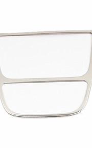 bedieningspaneel stickers, console sierlijst, roestvrij staal stok, geschikt voor Buick Angkola