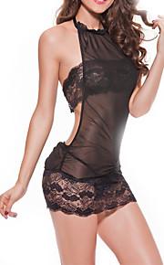 Women Lace Lingerie Nightwear,Lace