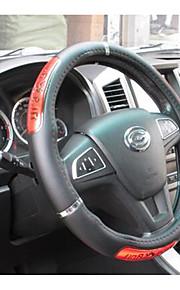 reflecterende auto stuurwiel niet-toxisch geurloos zweet slip comfortabel voelen