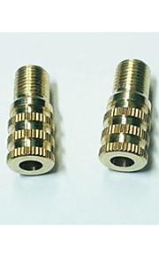 abertura de la válvula máquina de consumición cubo de la presión americana, abertura de la válvula incrustado
