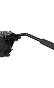 jin jie vt-3510 monopod / kamera fotografering stativ hoved hydraulisk dæmpning hoved fotografisk udstyr