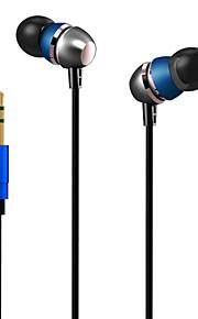 Neutral Product AM700 Kanaal-oordopjes (in gehoorgang)ForMediaspeler/tablet / Mobiele telefoon / ComputerWithDJ / Volume Controle /