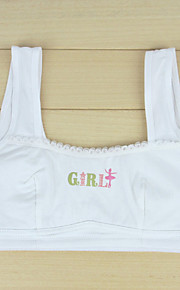 XLY Development Puberty Teenagers Girl's Comfortable Cotton Wireless Sports Bra Underwear. Item. Thin Cup Bra.Code 6022