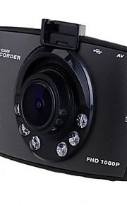 """OEM-fabrikk 2,7"""" Allwinner TF-kort Svart Bil Kamera"""