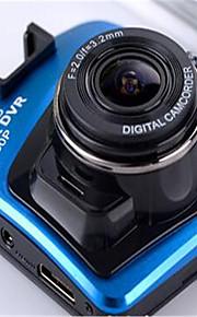 Fabriek-OEM 3,5 inch Allwinner / novatek TF-kaart Zwart Auto Camera