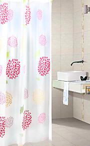 Moderno PEVA 1.8*1.8M  -  Alta calidad Cortina de baño