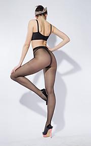 BONAS Women's Solid Color Medium Legging-@7005