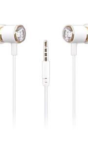 Neutral Product Q99 Hoofdtelefoons (hoofdband)ForMediaspeler/tablet / Mobiele telefoon / ComputerWithmet microfoon / DJ / Volume Controle