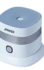 détecteur de fumée avec les réseaux ZigBee hoc d'annonces et de la fréquence d'émission 433mhz