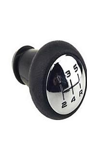 universele handgeschakelde versnellingsbak zwart voor hr-2321 auto kraampjes hoofd pookknop