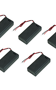 SENDAWEIYE AA battery Batteri Cases 2PCS 4.5V
