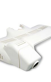 Fabriek-OEM Geen Screen (output door APP) Allwinner / novatek TF-kaart Wit Auto Camera