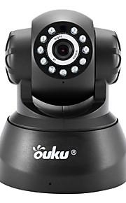 ouku® 720p megapixel h.264 videocamera di sicurezza IP di wifi del ptz ONVIF wireless