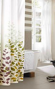 Современный Полиэфир 1.8*1.8M  -  Высокое качество Шторка для ванной