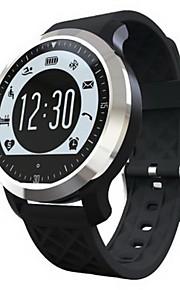 Herren Sportuhr / Armbanduhr digital Chronograph / Herzschlagmonitor / Schrittzähler / Fitness Tracker Silikon Band Cool Schwarz / Gelb