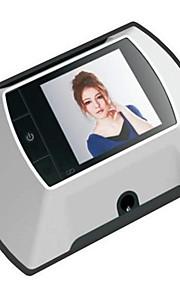 30W 120 CMOS Dørklokke System Trådløs Flerfamiliehuse video dørklokken