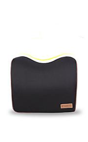 Car Pillow Summer Space Memory Fabric Neck Headrest Car Covers Vehienlar Plaid Pillow Car Seat Cover Headrest Neck Pillow