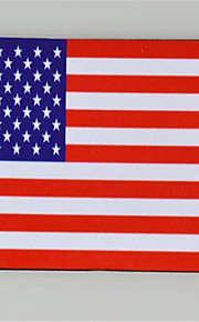 blå bar amerikansk bil mærkat blå sort amerikaner bil mærkat