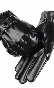 Guantes Deportivos Bicicleta Dedos completos HombresA prueba de resbalones / Mantiene abrigado / Alta elasticidad / Protector /