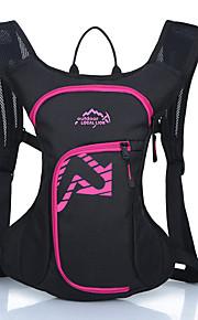 12 L mochila / Mochila Acampada y Senderismo / Viaje Al Aire Libre / RendimientoSecado Rápido / A Prueba de Golpes / Listo para vestir /