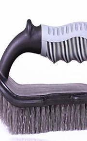 bil børste bil hjul børste ren dæk børste bilvask børste hjulnav bilvask værktøj