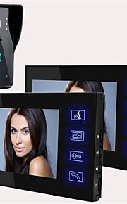 - 120 CMOS Dørklokke System Tilkoblet Flerfamiliehuse video dørklokken