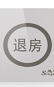 CU-U01 ABS Ikke-visuelle doorbell Trådløs dørklokken Systems