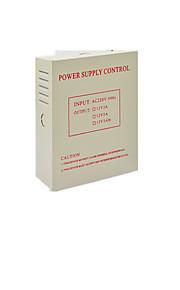 speciale access control card met een backup powerbox