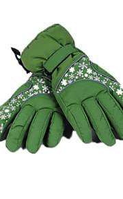 Pisin sormi / Talvi käsineet Kaikki Pidä lämpimänä Hiihto / Lumilautailu S / M / L / XL