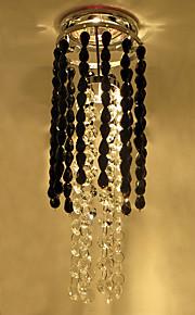 Modern Crystal Light Small Aisle Ceiling Lamp Led Hallway Lamp